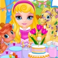Baby Barbie Palace Pets PJ Party